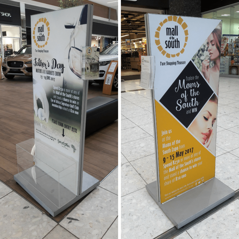 Mall Talkers key touchpoint at Mall of the South