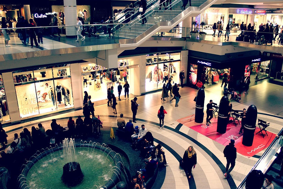 Increase in mall foot traffic drives consumer-brand engagement
